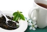 relaksująca filiżanka herbaty
