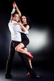 taniec łaciński