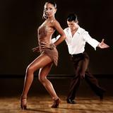 latino dance para w akcji
