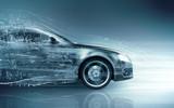 koncepcja abstrakcyjna samochodu
