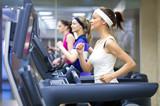 bieganie w siłowni