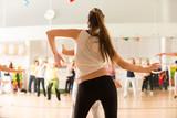 Lekcja tańca dla kobiet