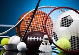 Szczegółowo zbliżenie sportu