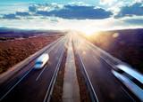 Transport drogowy. Bezpieczeństwo na drodze. Dystrybucja towarów