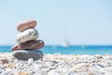 Relaksować się na plaży