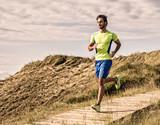 Człowiek biegacz