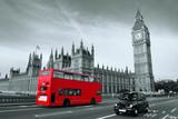 Autobus w Londynie