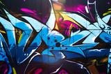 Graffiti sztuki ulicy