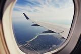 latać nad ziemią