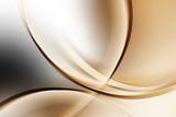 Jasny złoty abstrakcyjny