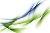 Niebieskie Zielone Fale