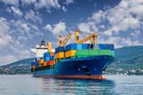 handlowy kontenerowiec