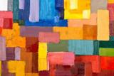 Malarstwo abstrakcyjne Fragment
