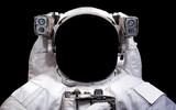 Astronauta w kosmosie. Spacewalk. Elementy tego obrazu dostarczone przez NASA