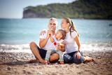 Rodzinne wakacje nad morzem