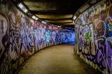 Graffiti metra