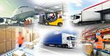 Magazynowanie towarów i transport towarowy // logistyka i wysyłka