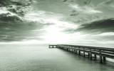 Stary most Stań na morzu