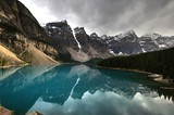 Lake Moraine, Banff