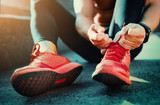 Wiązanie butów sportowych