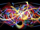streszczenie kolorowe graffiti