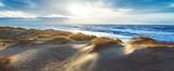 Duńskie wybrzeże Morza Północnego