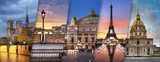 Miasto Paryża we Francji