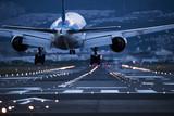 Wieczorem samolot wyląduje na wybiegu