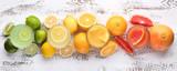 Cytrusy i sok z cytryny