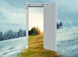 Otwarte drzwi do innego sezonu