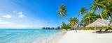 Lato, słońce, plaża i morze na wakacjach