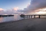 Świt z Crissy Field Beach