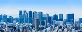 Shinjuku wtórny wieżowiec centrum miasta