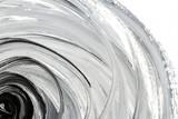 Streszczenie czarno-białe ręcznie malowane tła