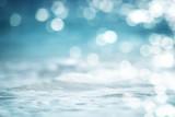 woda z tropikalnego morza