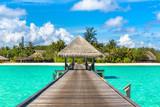 Wille wodne (bungalowy) na Malediwach