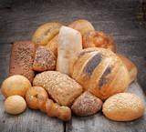Pieczywo chleb i bułki
