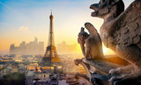 Chimera and Eiffel Tower