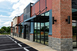 New Shopping Strip Center Almost Ready to Open