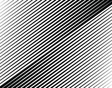 Abstract psychedelic stripes for digital wallpaper design. Line art pattern. Trendy texture. Monochrome design. Vector print template. Geometry curve lines pattern. Futuristic concept