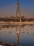 rzeka Wisła i mosty