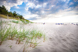 Plaża, morze, wypoczynek wakacyjny